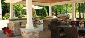 outdoor kitchens pictures outdoor kitchens bars minks outdoor professionals oak hill