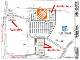 Home Depot Floor Plans by Ended Absolute Real Estate Auction 4 Outparcels Adjacent To