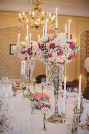 cheap candelabra centerpieces lively flower candelabra centerpieces ideas for weddings