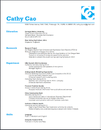 Best Font And Size For Resume by Assignment 5 Yiqun Cao