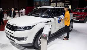 land wind will luxury carmakers take chinese imitation as a compliment