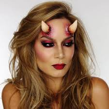 Face Makeup Designs For Halloween by 20 Devil Halloween Makeup Ideas For Women Devil Makeup Makeup