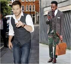 how to wear a waistcoat casually the idle man