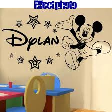 mickey mouse table l kids rooms extraordinary mickey mouse kids room wall decals baldoa