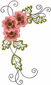 best 25 flower embroidery designs ideas on embroidery