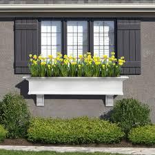 20 cedar flower boxes custom window boxes custom flower