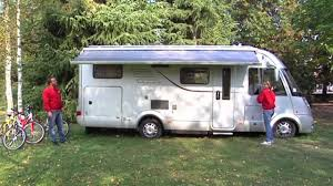 Fiamma Awnings For Motorhomes Fiamma F45 L Awning Youtube