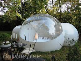 brand new bubblesuite for unusual accommodation more comfort and