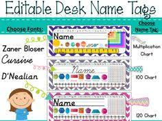 Desk Name Tags by There Are Ten Different Styles And Colors Of Name Tags That You
