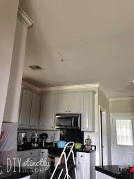 Under Cabinet Plug Mold Recessed U0026 Under Cabinet Lighting U2013 Diystinctly Made