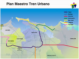Where Is Puerto Rico On A Map by San Juan Puerto Rico Train Map Schedule Travel Tips
