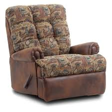 chelsea home furniture cabin fever oversized recliner 7538 cf
