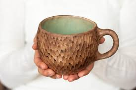 Handmade Tea Cups - 46 large coffee mugs ceramic large coffee mug 16 oz handmade