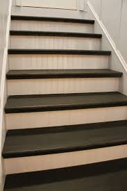 Finish Stairs To Basement by Top 25 Best Redoing Stairs Ideas On Pinterest Redo Stairs