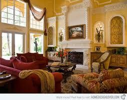 Tuscan Living Room Design | 15 stunning tuscan living room designs tuscan living rooms