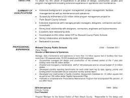 resume examples of marketing resumes stunning director of