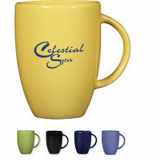 Different Shapes Coffee Mug Online Promotional 12 Oz Colors Europa Mugs With Custom Logo For 1 45 Ea