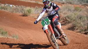 motocross action easter motocross action in port pirie photos the recorder