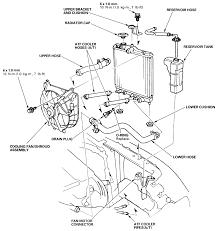 1994 honda accord radiator is it difficult to replacing a radiator on 1994 honda civic