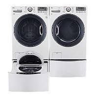 Frigidaire Washer Dryer Pedestal Frigidaire Washer And Dryer Laundry Bundle Sam U0027s Club