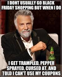 Meme Friday - black friday memes