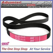 subaru pink subaru impreza genuine sti pink timing belt for uprated engines