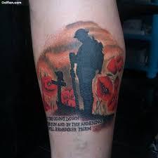 50 awesome army sniper tattoo design u2013 coolest army gun tattoos