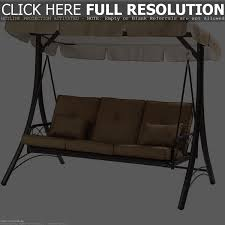 Swing Cushion Replacements by Patio Swing Canopy Replacement Walmart Home Outdoor Decoration