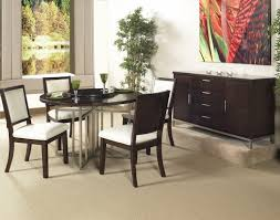 dining room mind blowing dining room design ideas using round