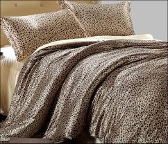 luxury leopard bed sheets jungle themed leopard bedding for