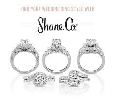 how to find a wedding band find your wedding ring style with shane co green wedding shoes