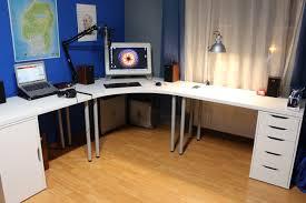 Ikea Corner Desk Top by My New Ikea Powermac Setup Album On Imgur