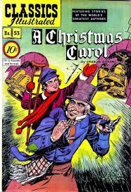 a christmas carol classic the golden age of comic books