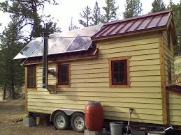 Tiny Home Kit by The Tiny House Movement Part 2