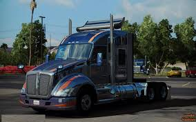 kenworth peterbilt scs trucks extra parts v1 6 for ats american truck simulator