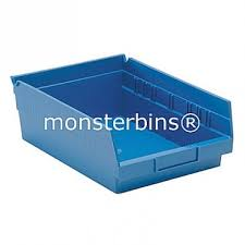 Storage Bins For Shelves by 51 Best Economy Shelf Bins Images On Pinterest Storage Bins