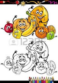 healthy food cartoon stock photos royalty free healthy food
