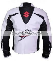 motorcycle racing jacket suzuki white hayabusa replica motorcycle racing jacket sale