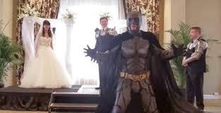 batman wedding dress batman and iron up a wedding in epic