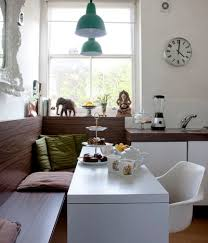 Dining Table In Living Room How To Sneak A Dining Table Into A Tricky Space