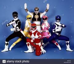 black ranger yellow ranger red ranger white ranger pink ranger