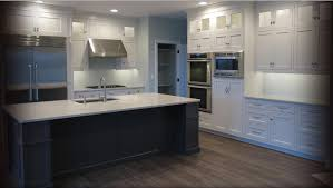 order custom hardwood cabinets for your home kitchen island with sink by dutch wood