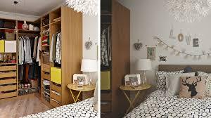 petit dressing chambre comment amenager cuisine 12 armoire ou dressing dans une