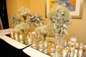 baby s breath centerpiece flowers pink lotus events page 4
