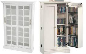 Dvd Storage Cabinet With Doors Woodworking Plans Dvd Storage Cabinet Cabinets Doors With Glass