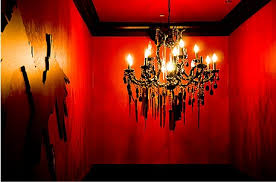 hells kitchen knives knife chandelier at hell s kitchen minneapolis luxury for it s