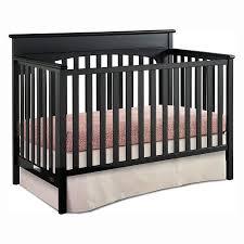 Somerset Convertible Crib Graco 4 In 1 Convertible Crib Black Walmart