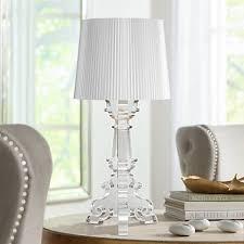 Silver Accent Table Possini Baroque Silver Accent Table L 20r01 Ls Plus