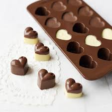 chocolate heart candy chocolate heart candy mold pictures photos and images for