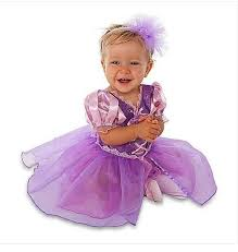 Baby Halloween Costumes 3 6 Months Amazon Disney Store Tangled Princess Rapunzel Costume Size 3